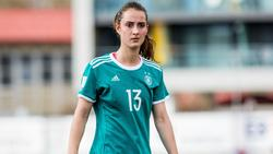 Fehlt der Nationalmannschaft gegen Japan und Schweden: Sara Däbritz