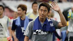Shinji Kagawa wird den BVB verlassen - aber wohin?