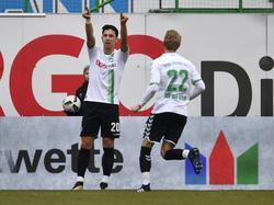 Robert Žulj könnte bald in der deutschen Bundesliga auf Torejagd gehen