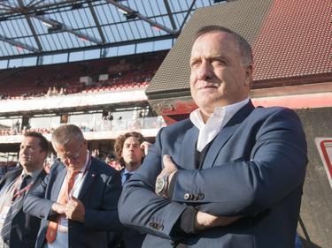 Dick Advocaat en una imagen como seleccionador holandés. (Foto: Imago)