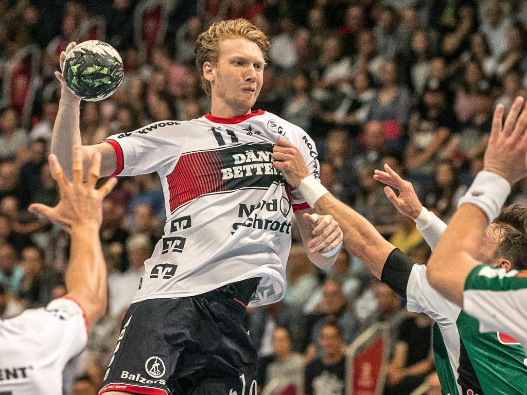 Knapp gewonnen: SG Flensburg-Handewitt