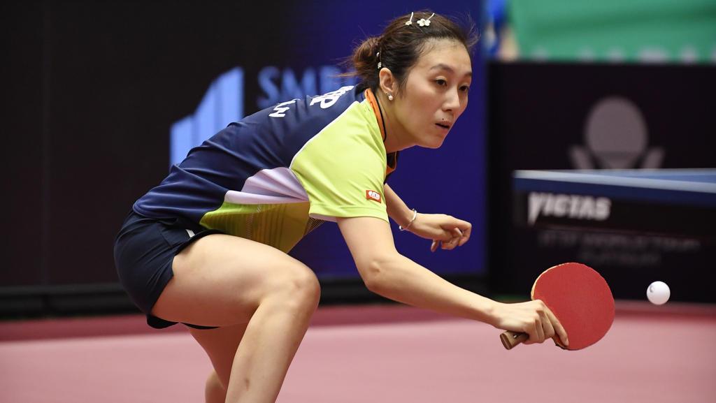 Yang Han siegte mit der deutschen Damen-Auswahl