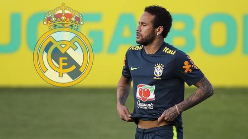 Wohin wechselt Neymar? Der FC Barcelona hat Interesse, Real Madrid aber auch