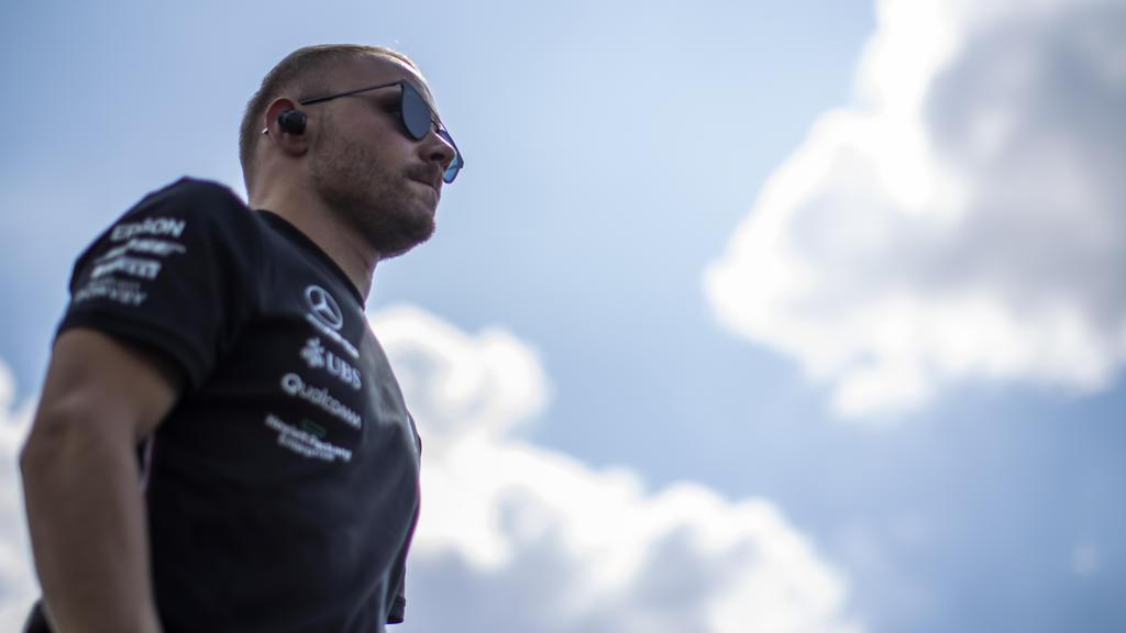 Valtteri Bottas nutzte die Sommerpause der Formel 1 für einen weiteren Rallye-Test