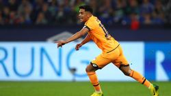 Nadiem Amiri ist von der TSG Hoffenheim zu Bayer Leverkusen gewechselt