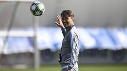Niko Kovac kann beim FC Bayern beinahe aus dem Vollen schöpfen