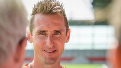 Nachwuchscoach beim FC Bayern: Miroslav Klose
