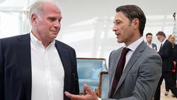 """Hoeneß bestätigte """"Strömungen"""" gegen Niko Kovac"""