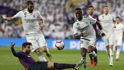 """Welcher Star entscheidet den """"Clásico"""" zwischen dem FC Barcelona und Real Madrid?"""