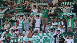 Zum nächsten Heimspiel könnte der Sportpark Ronhof wieder voller Fürther Fans sein