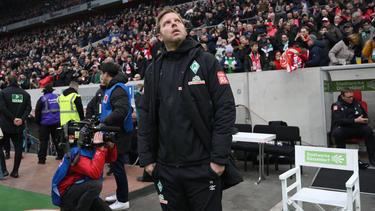 Florian Kohfeldt erwartet weiter Konzentration von Werder Bremen