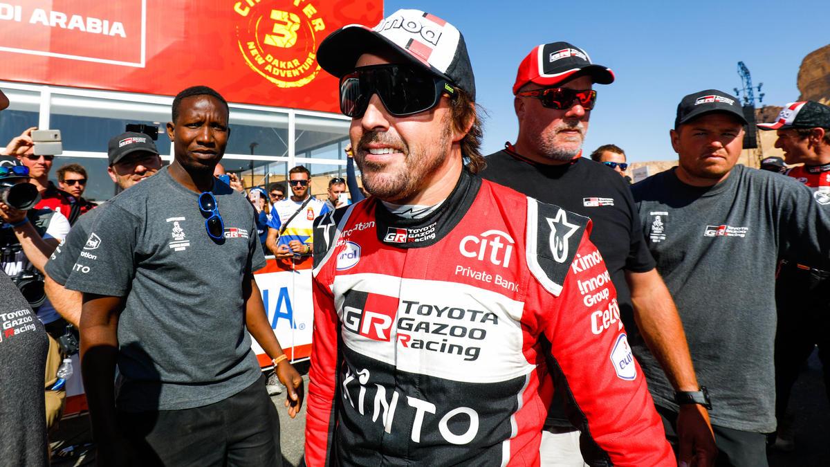 Flavio Briatore und Fernando Alonso verstehen sich bis heute blendend