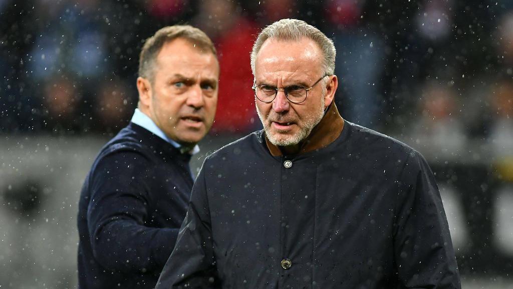 Karl-Heinz Rummenigge hat sich zur Lage beim FC Bayern geäußert