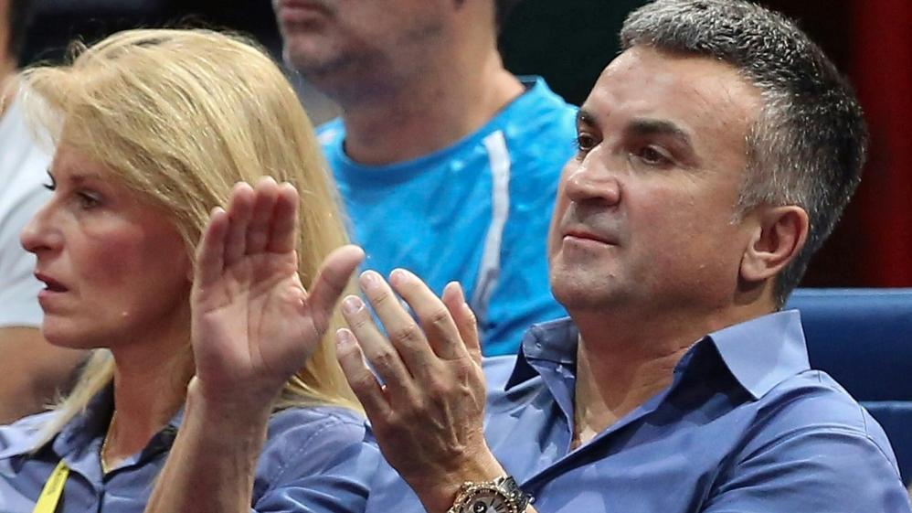 Srdjan Djokovic beschuldigt Grigor Dimitrov