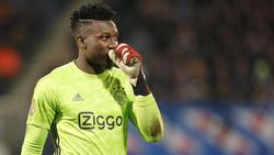 André Onanas Vertrag bei Ajax läuft noch bis 2021