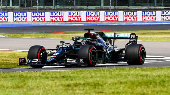 Hamilton konnte die Reifen besser managen als Bottas