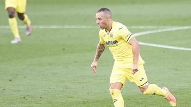 Cazorla se despide de la liga española.