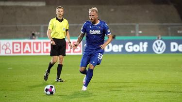 Philipp Hofmann ließ die Vorwürfe nicht auf sich sitzen
