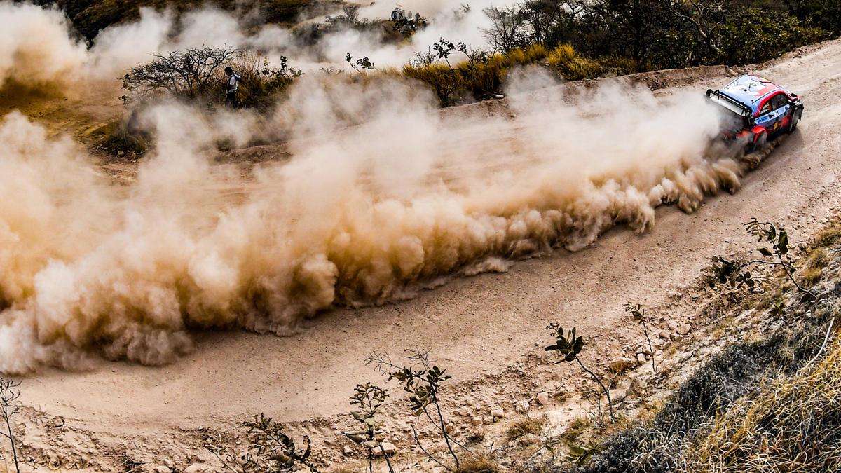 Dani Sordo feierte auf Sardinien seinen dritten WRC-Sieg
