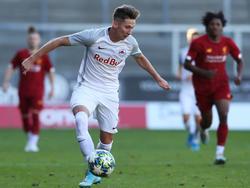 Salzburg-Talent Csaba Bukta verlängert bis Sommer 2022