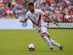Yangel Herrera no podrá estar con Venezuela.