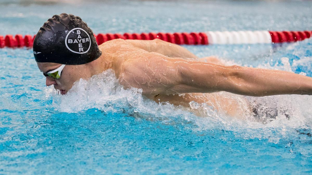 Weltrekord für Taliso Engel über 50 m Brust