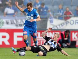 Mario Pollhammer gegen Florian Kainz
