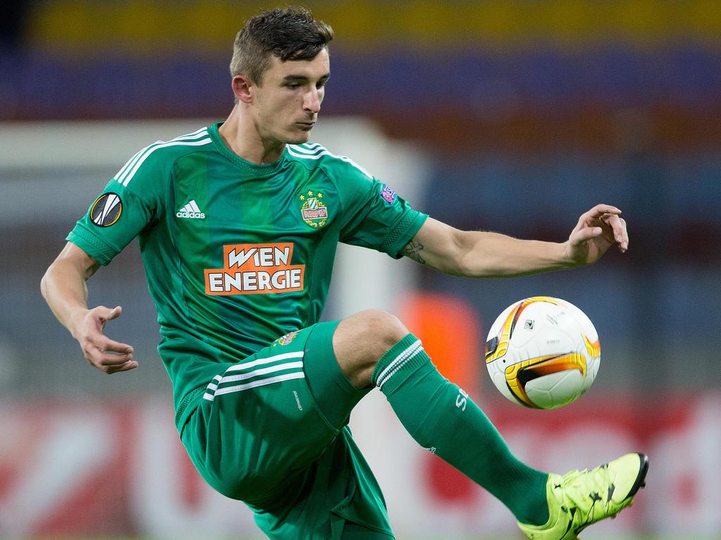 Matej Jelić erhält von Rapid das nötige Vertrauen