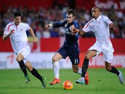 Bale dribbelt sich durch