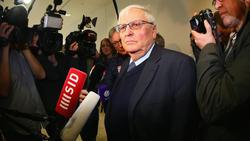 Ex-DFB-Präsident Theo Zwanziger bedauert Özils Entscheidung