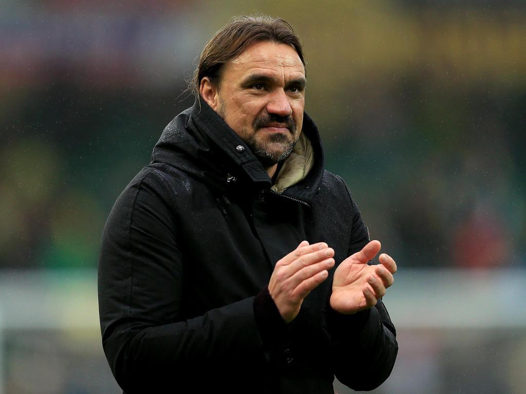 Daniel Farke coacht derzeit Norwich City