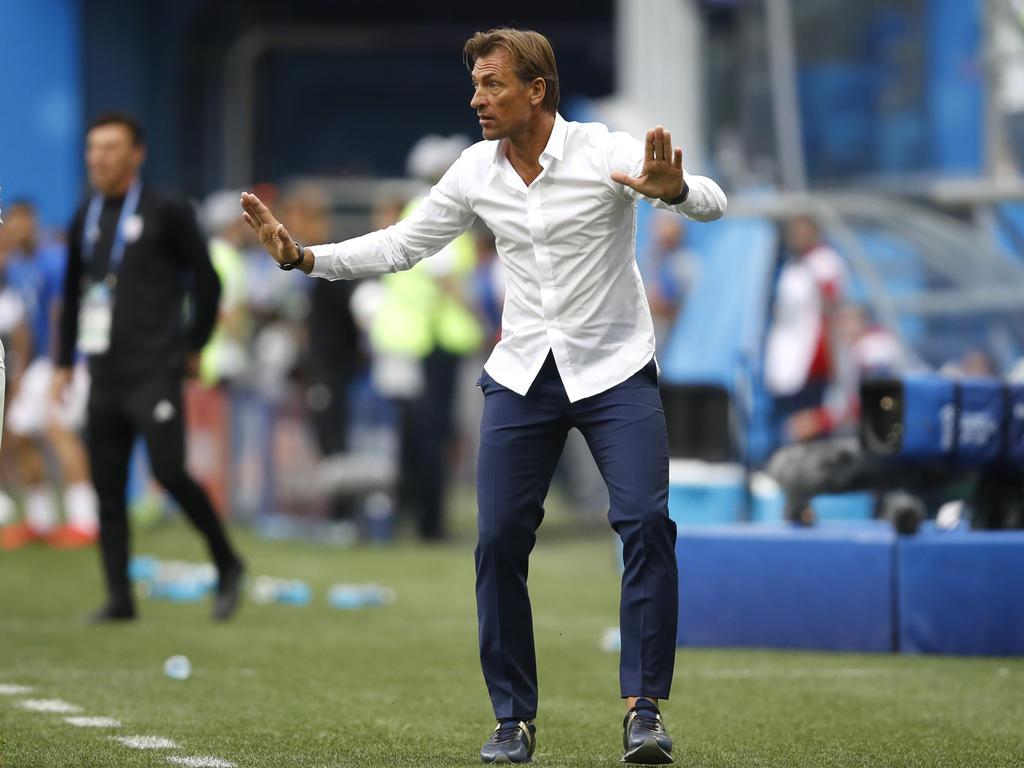 Marokko-Coach Hervé Renard hadert mit dem Schicksal