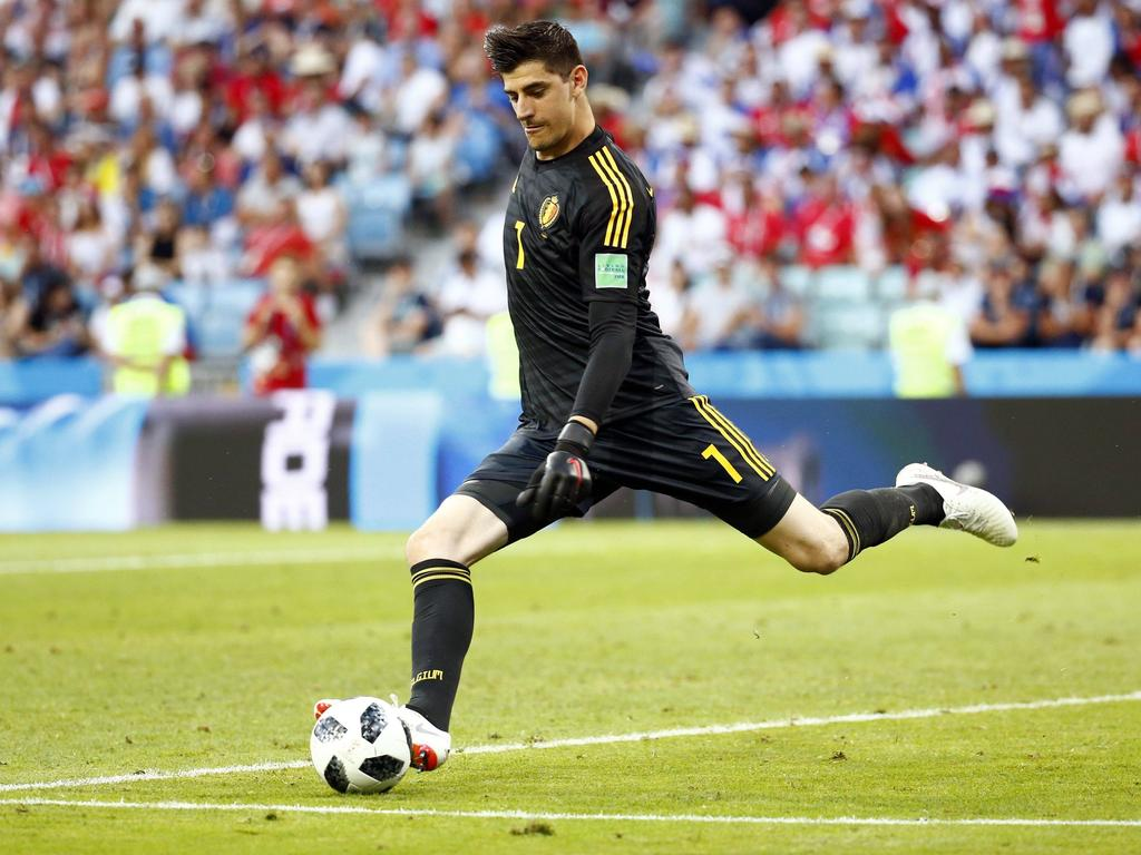 Premier League News Chelseas Courtois Wants Madrid Move For
