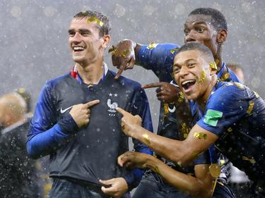 Francia es la actual campeona del mundo. (Foto: Getty)