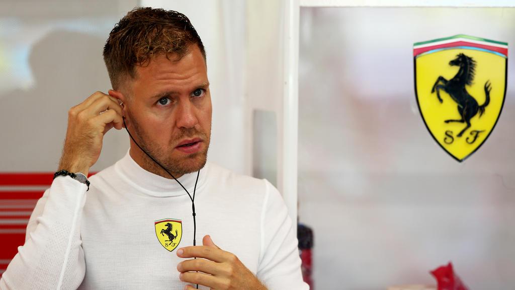 Sebastian Vettel hat auch ohne Longrun ein gutes Gefühl