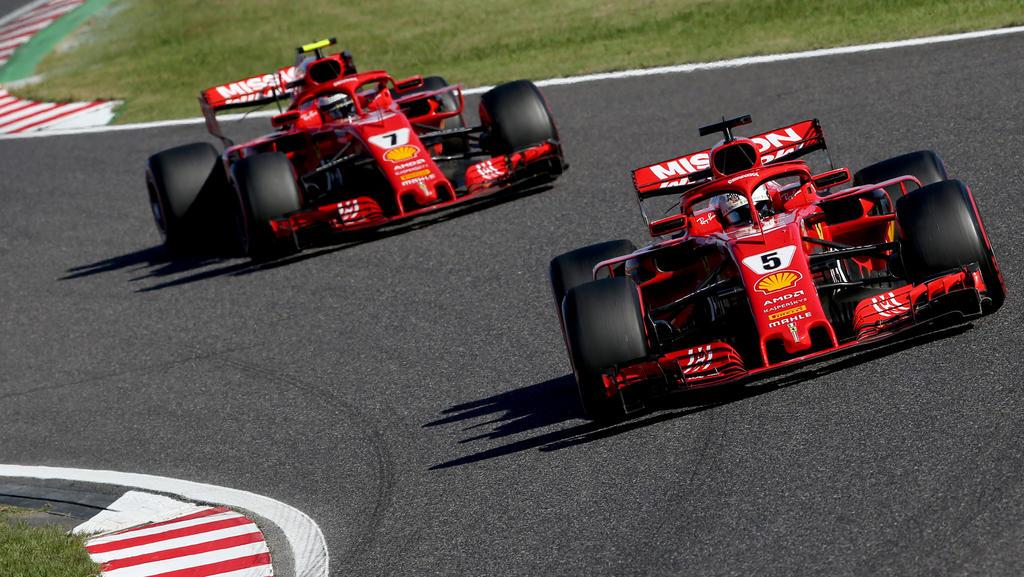 In Vollgaspassagen sah Mercedes im Sommer gegen Ferrari kein Land