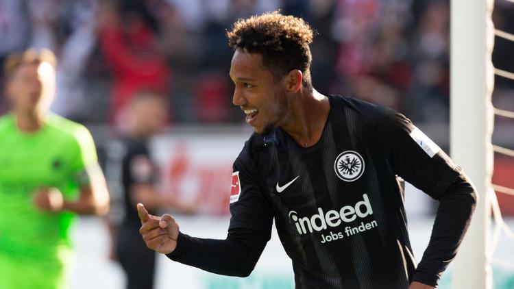 Platz vier in der Bundesliga: Die Laune bei Jonathan de Guzman und der Eintracht ist blendend