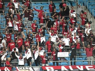 Fans de Newell's Old Boys en una imagen de archivo. (Foto: Imago)