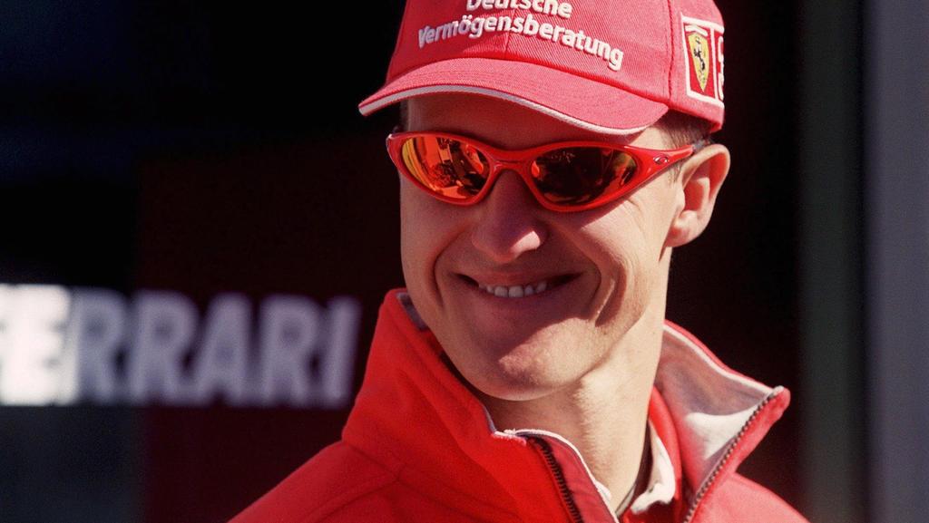 Die Familie war für Michael Schumacher immer ein wichtiger Rückzugsort