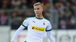 Oscar Wendt lief für Mönchengladbach zum 184. Mal in der Bundesliga auf