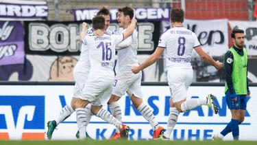 Der VfL Osnabrück spielt in der kommenden Saison wohl wieder zweitklassig