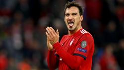 Mats Hummels sólo vestirá la camiseta del Bayern por el momento. (Foto: Getty)