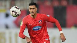 Robert Glatzel steht sowohl beim VfB Stuttgart als auch bei Werder Bremen auf dem Zettel
