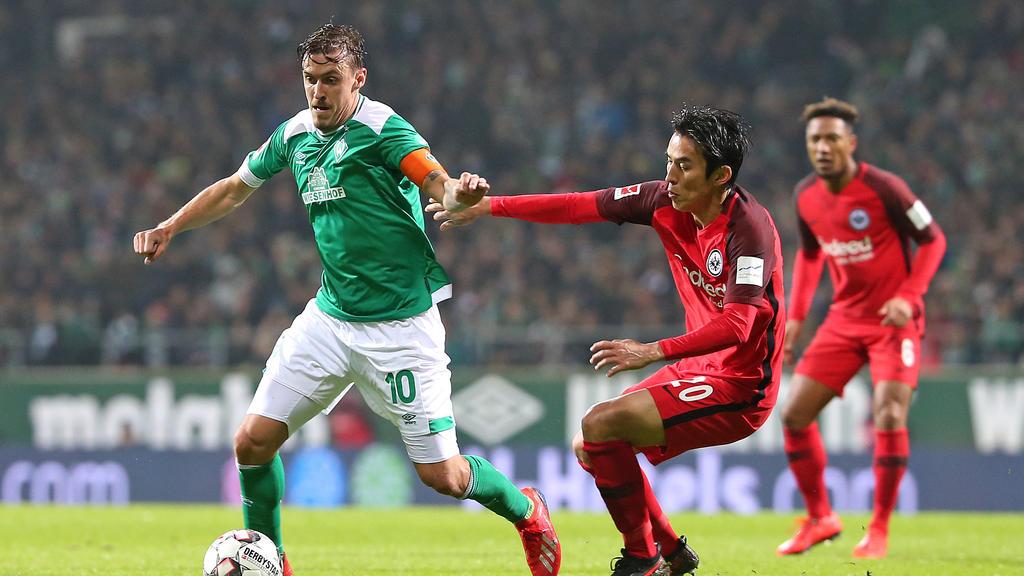 Max Kruse könnte zu Eintracht Frankfurt wechseln