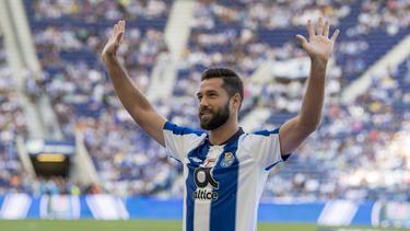 Felipe jugará a partir de la próxima temporada en el Metropolitano. (Foto: Getty)