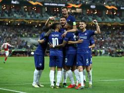 Chelsea gewinnt die EL