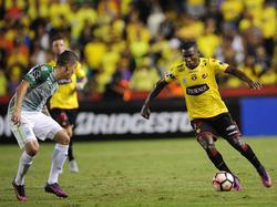 El Atlético Nacional sólo ha sumado tres puntos en Libertadores. (Foto: Imago)