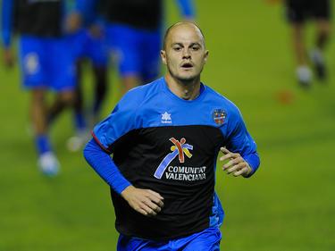 Nano Rivas, en su etapa de jugador en el Levante UD. (Foto: Getty)
