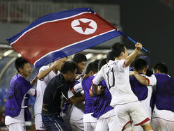 Die Nordkoreaner werden bei der Ostasienmeisterschaft kein Preisgeld erhalten
