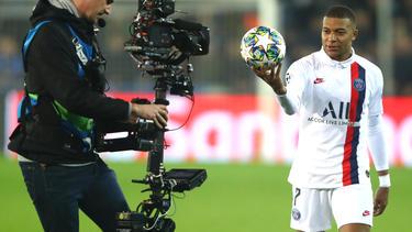 Mbappé hat einen neuen Champions-League-Rekord aufgestellt